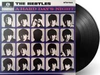 THE BEATLES A Hard Day's Night Vinyl Record LP Parlophone